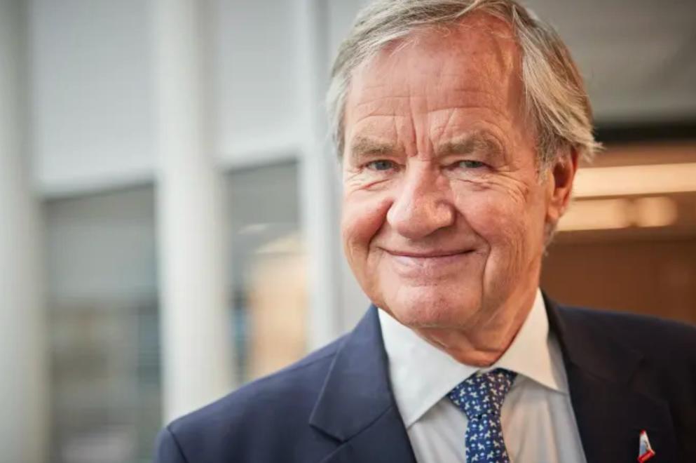 Bjørn Kjos, deja el puesto de CEO en Norwegian
