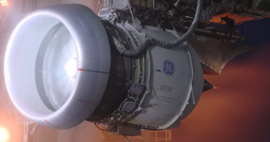 Guinness World Records Certifies GE9X As The World's Most Powerful Jet Engine