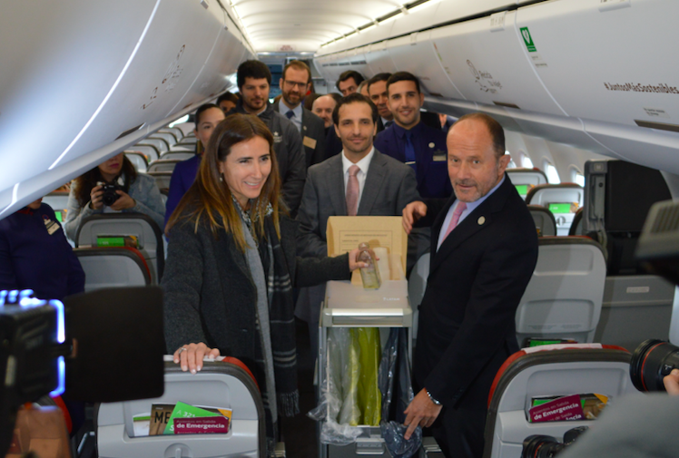LATAM Airlines Group Launches New Sustainability Campaign