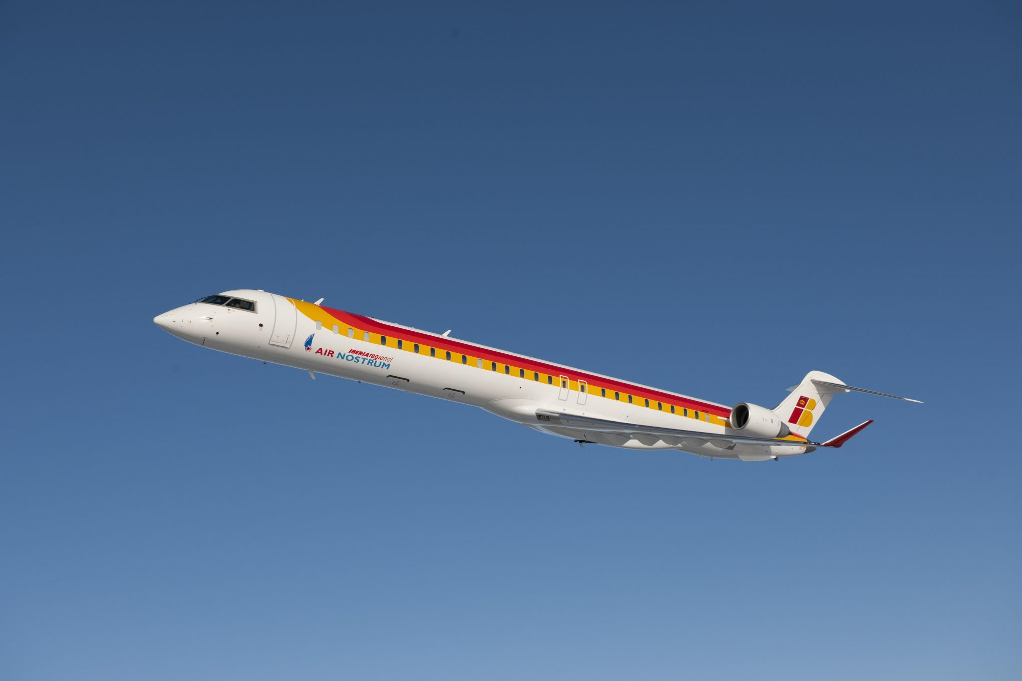 Air Nostrum multiplica por 2,5 el número de pasajeros en la ruta Badajoz-Madrid