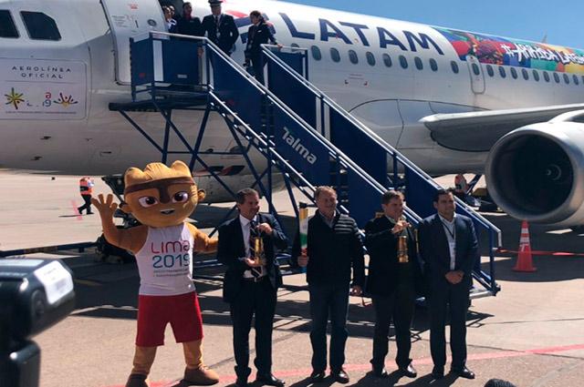 Perú: Antorcha Panamericana llegó a Cusco