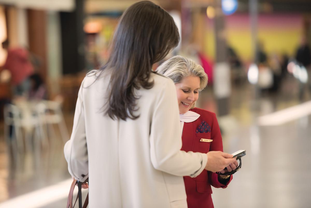 Delta Air Lines y SkyTeam presentan una nueva innovación tecnológica