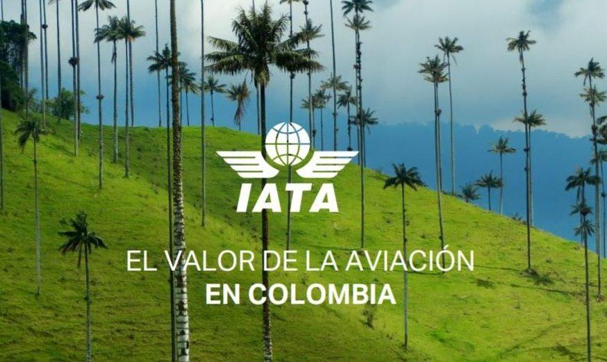IATA presenta informe sobre 'El Valor de la Aviación en Colombia'