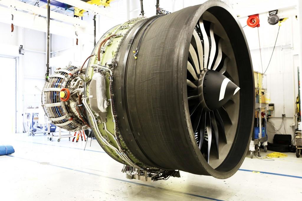 General Electric celebra 15 años del motor GEnx