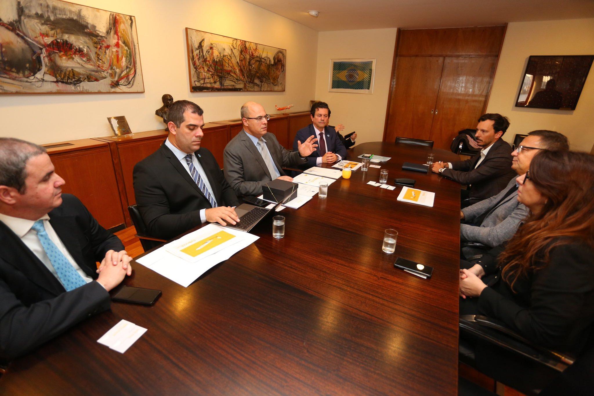 Governo do RJ e diretoria da Flybondi debatem ações de promoção conjunta