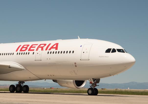 Iberia celebra su 70 años de su primer vuelo a Puerto Rico