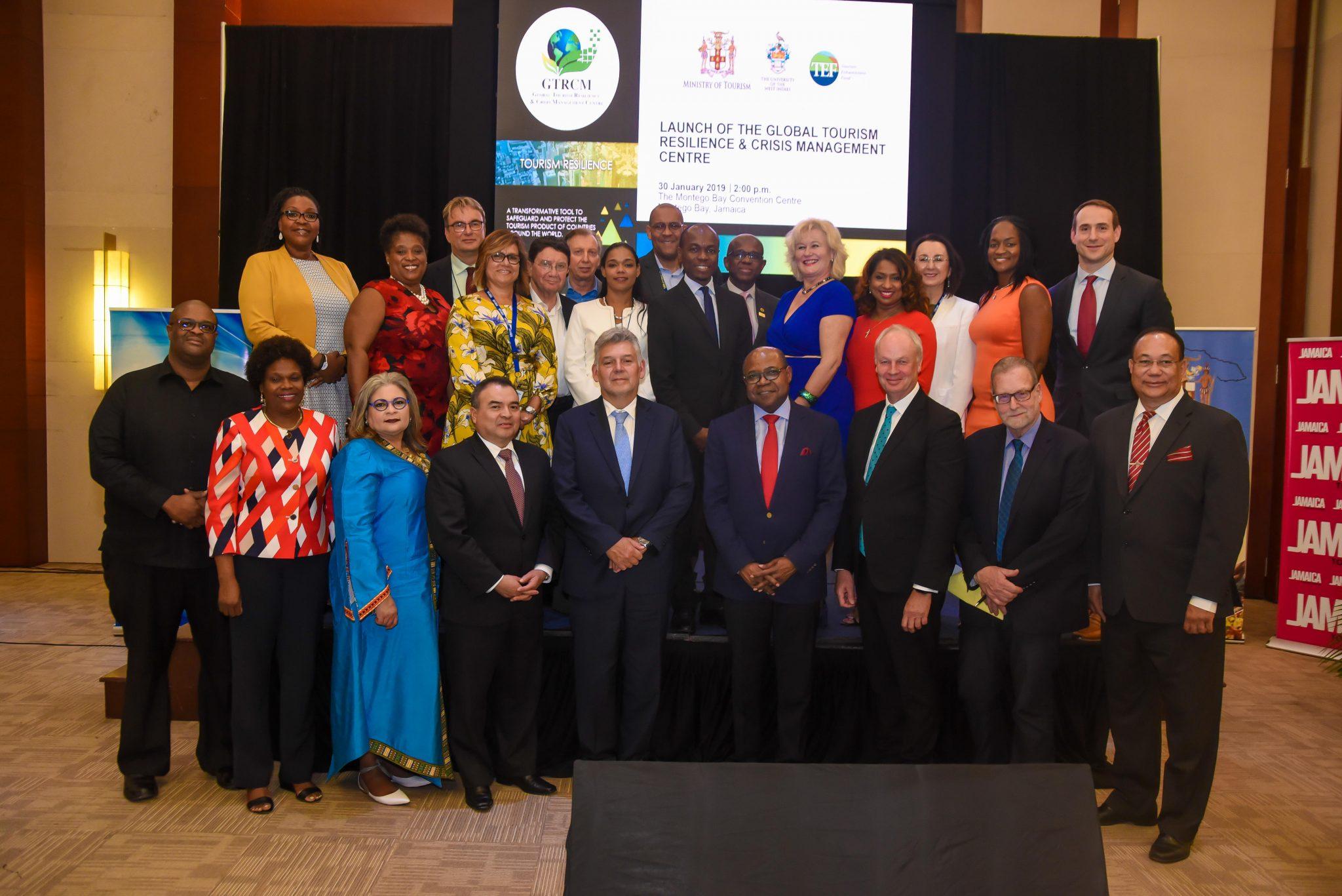 Jamaica lidera la revolución ante el cambio climático en el caribe