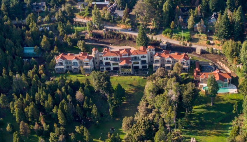 Bariloche suma un hotel de alta gama a orillas del Nahuel Huapi