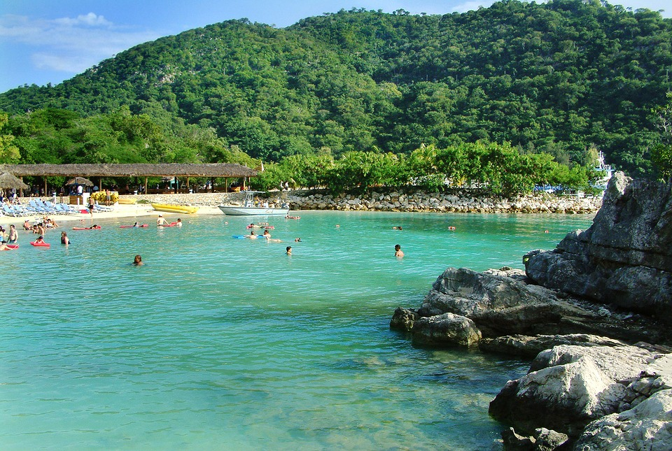 Haití recupera lentamente su turismo