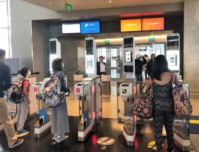 Norwegian Air introduces biometric boarding at LAX