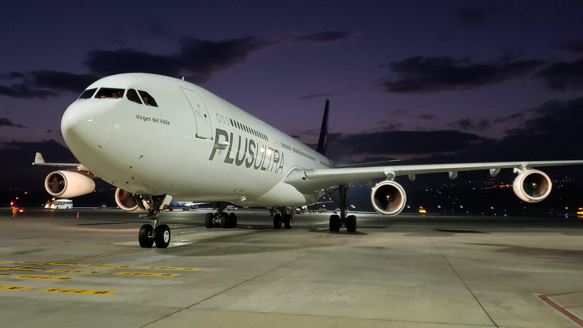 Plus Ultra Líneas Aéreas reinicia sus vuelos a Ecuador en julio con las nuevas medidas de seguridad para viajar