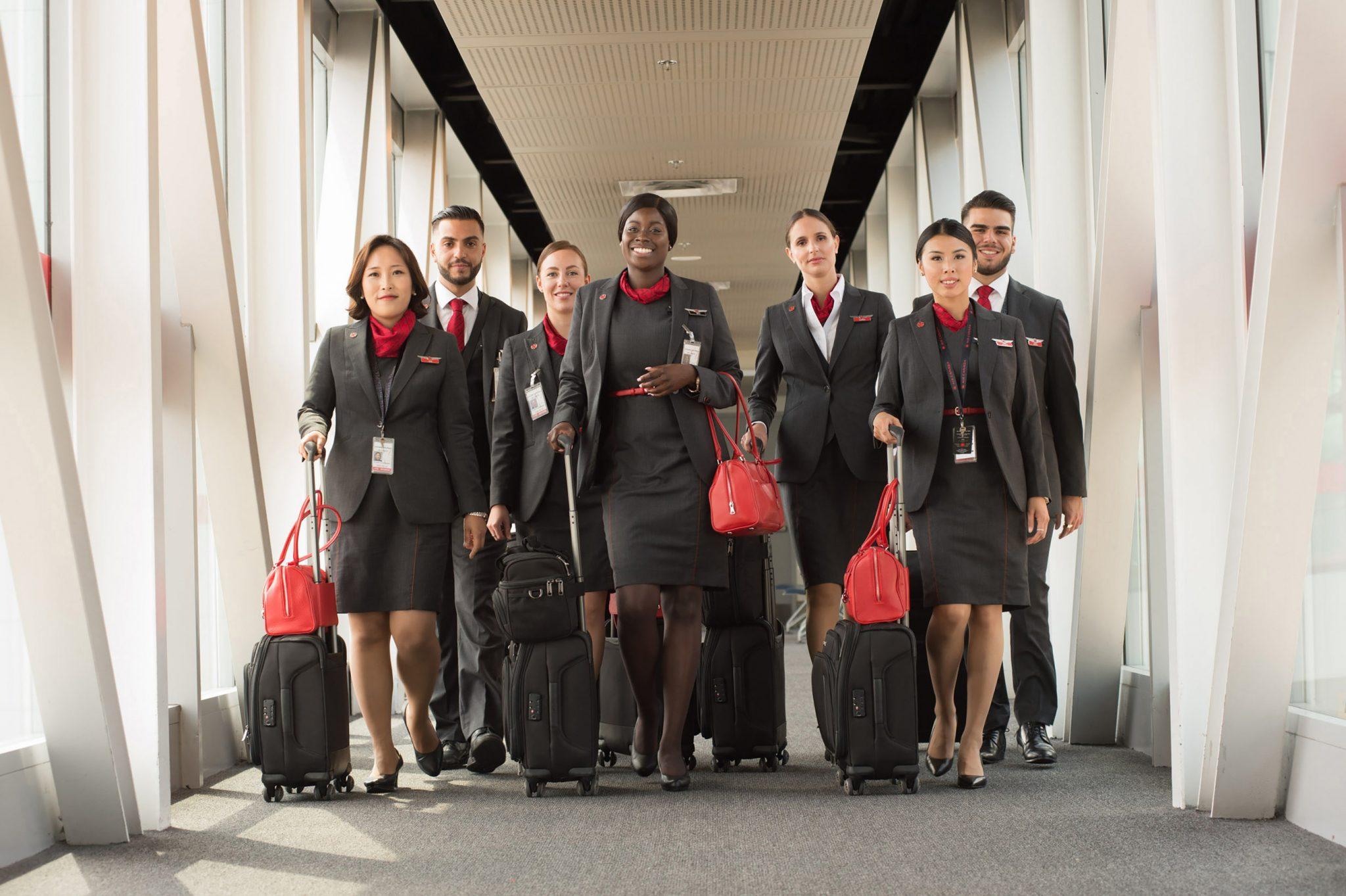 Por cuarto año consecutivo, Air Canada sigue siendo  de las mejores empresas para trabajar