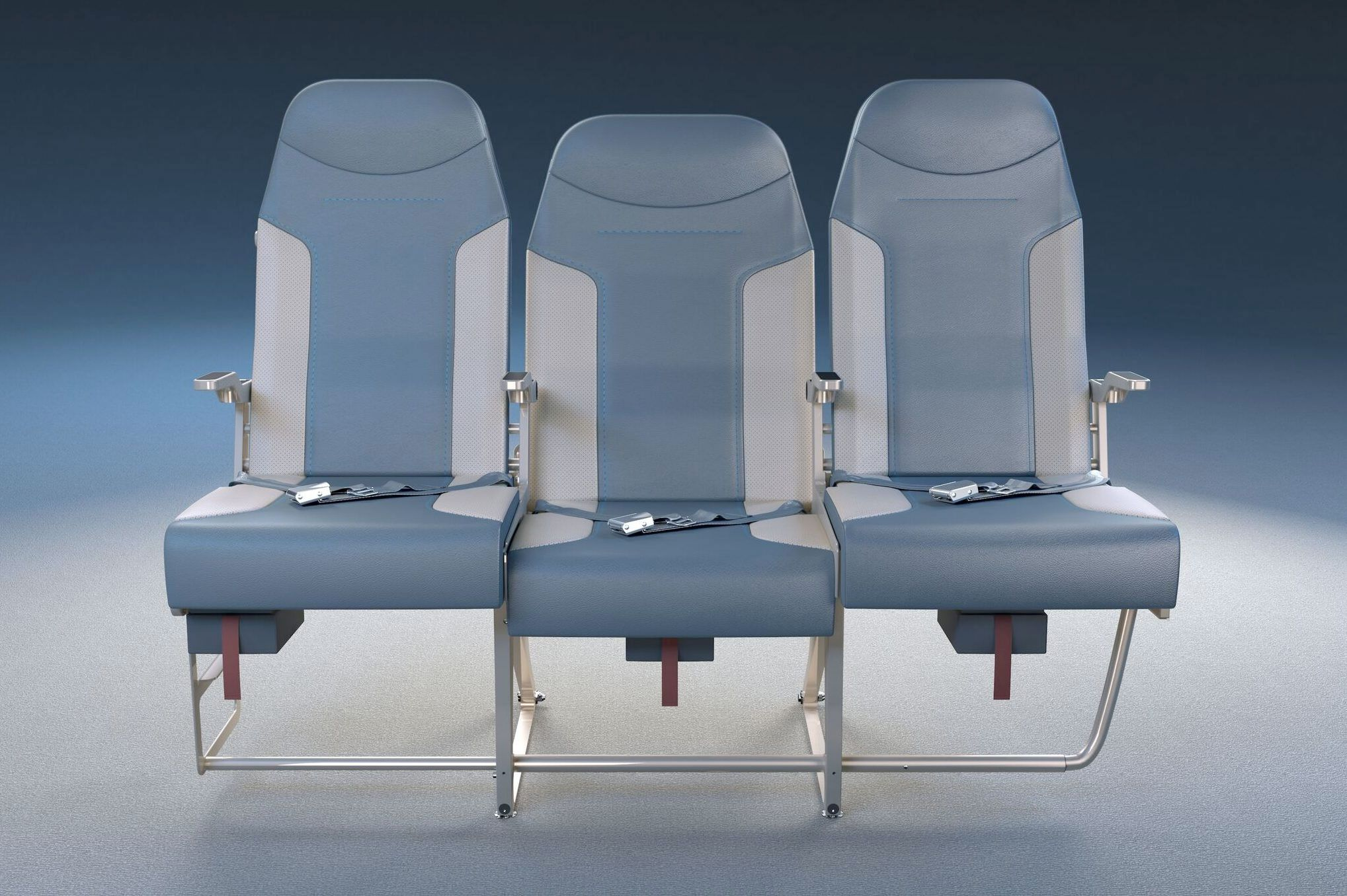 FAA aprueba nuevo tipo de asiento para aviones