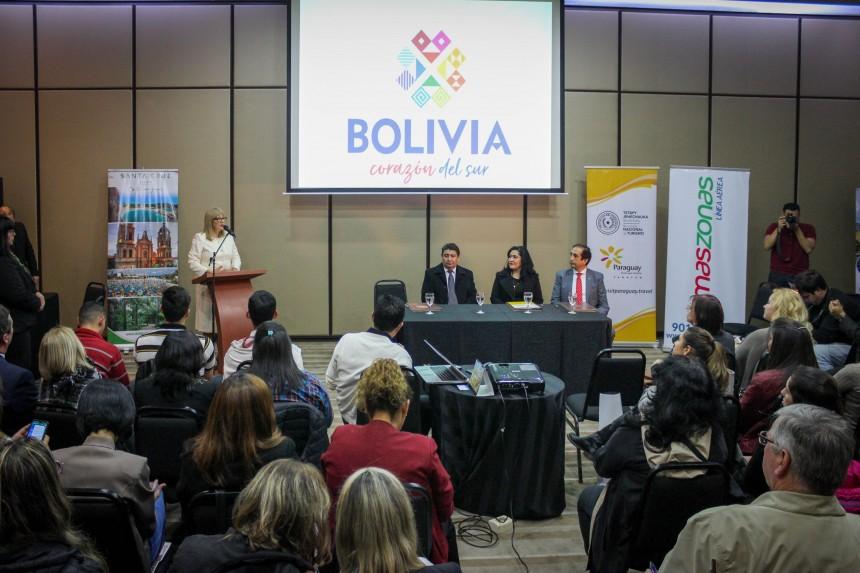 Bolivia invitó a experimentar lo mejor de su oferta turística