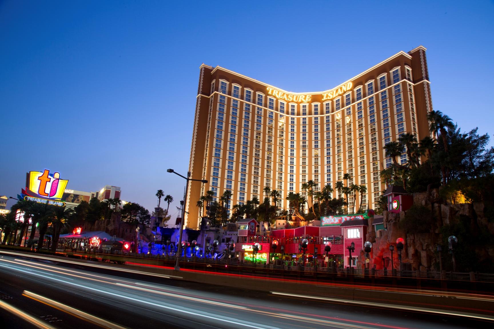 El Treasure Island – TI Hotel & Casino de Las Vegas se une a Radisson