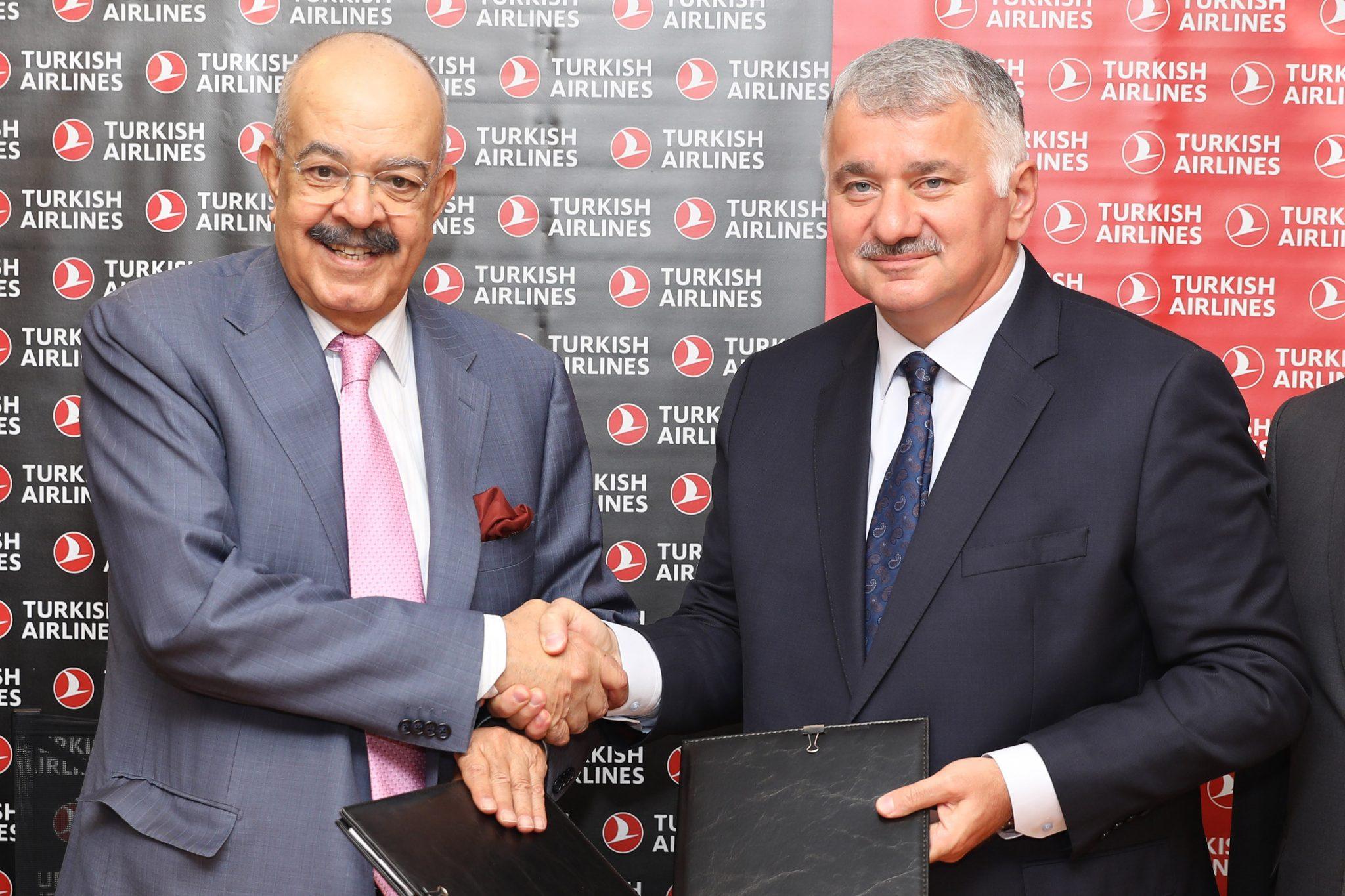 Turkish Airlines y Kuwait Airways inauguran vuelos de código compartido