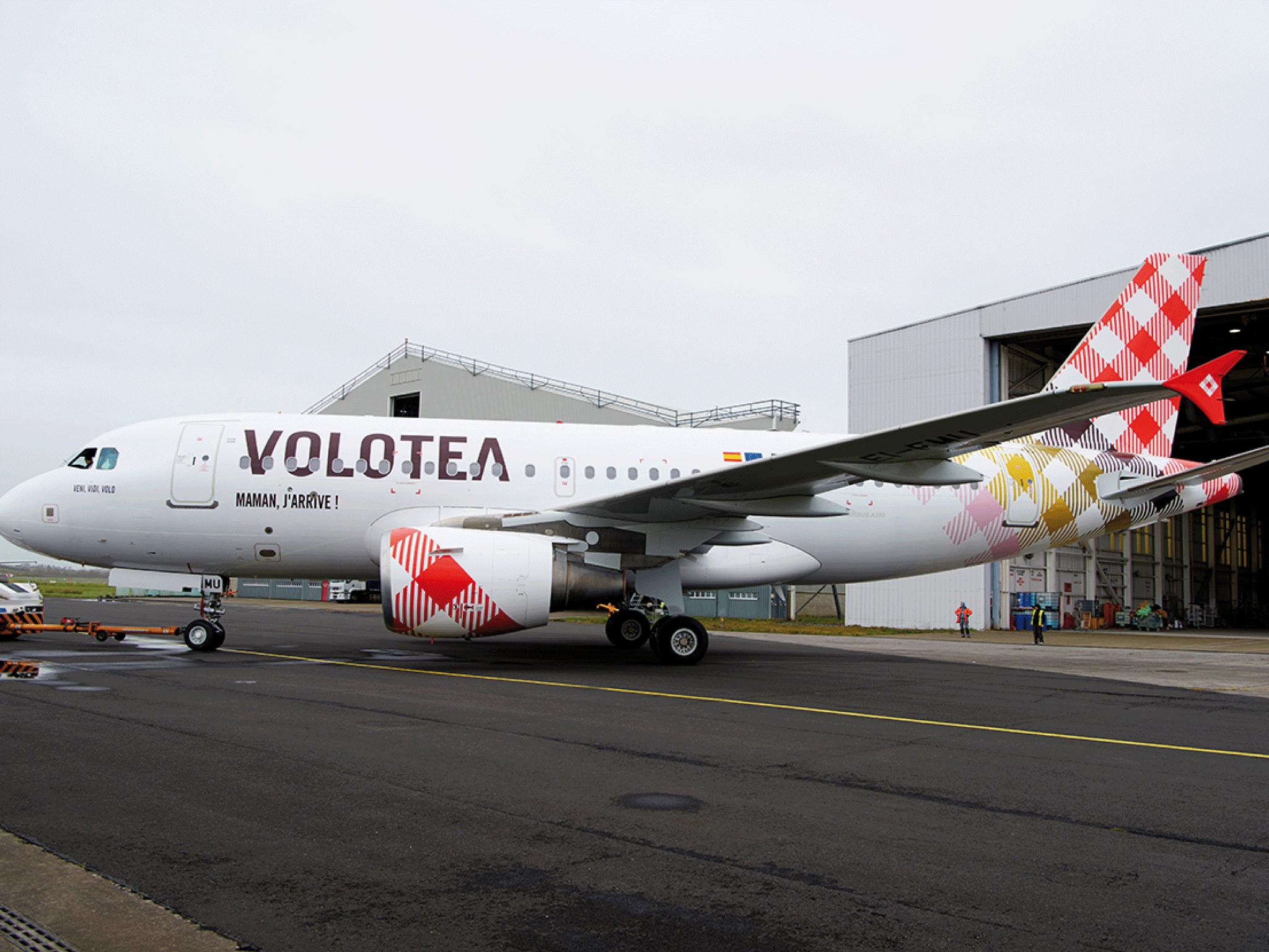 Volotea se alía con Airbus para entrar en Alemania