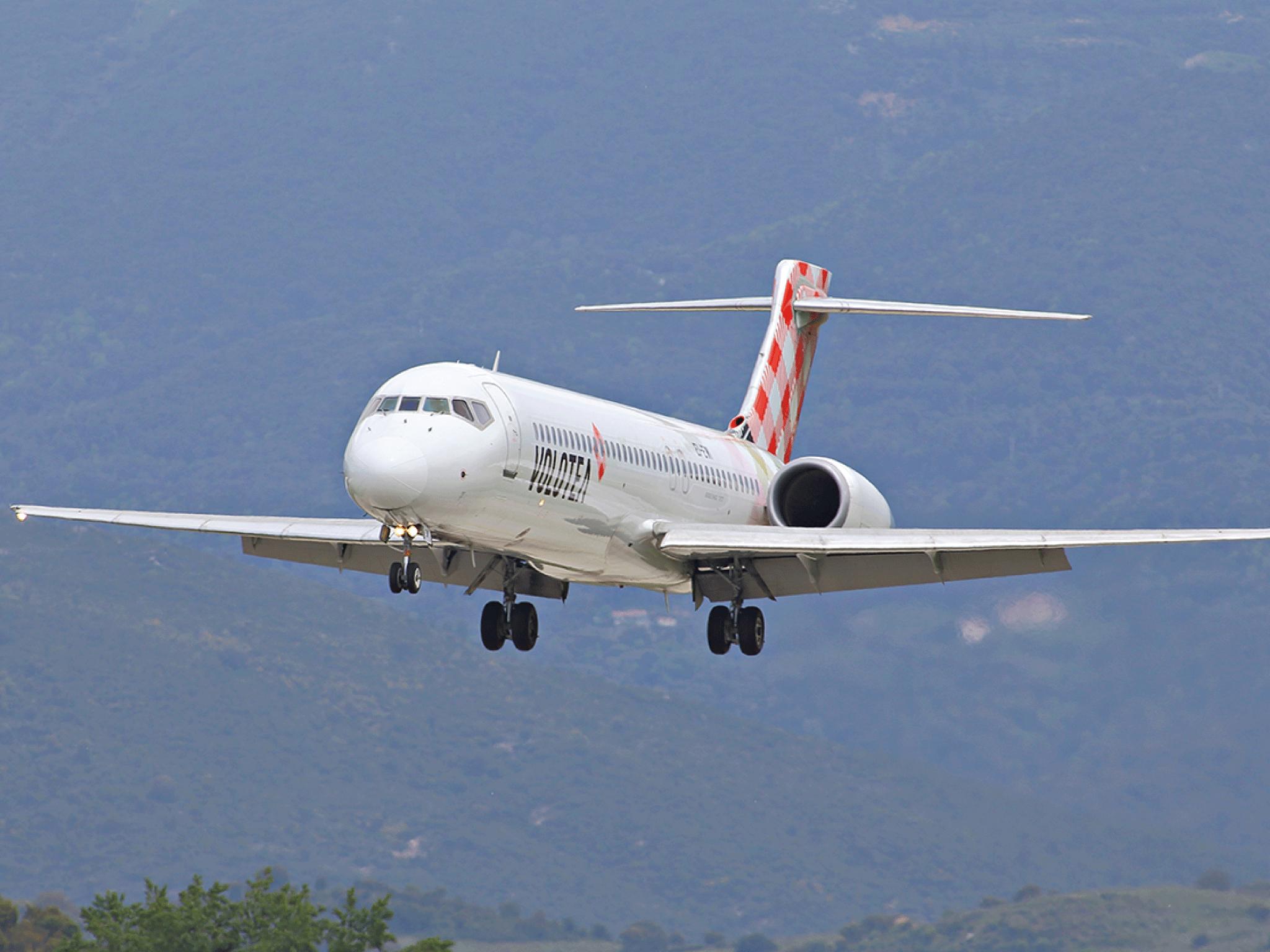 Volotea incluye 13 nuevas rutas con España en su programa de verano 2020