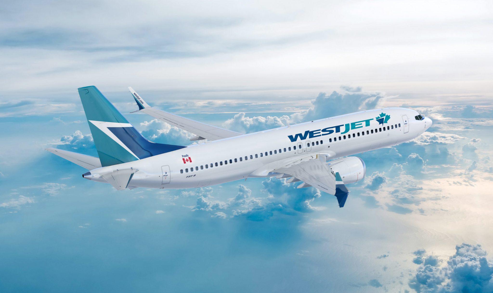 Cancela WestJet pedido por 15 aviones MAX