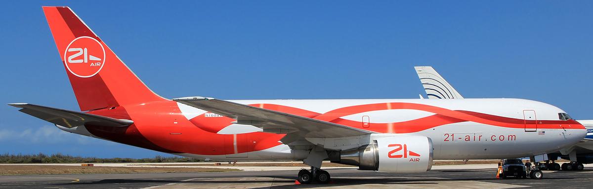 21 Air aseguró ACMI con Aeroméxico Cargo y operará Boeing 767 dedicado