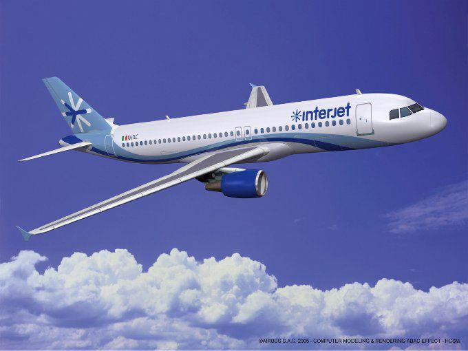 Contrata Interjet 18 nuevos copilotos de A320