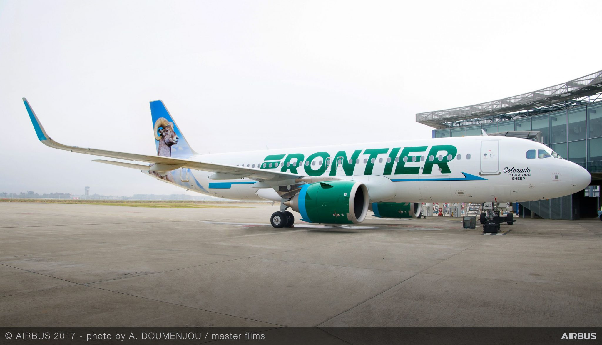 US carrier Frontier converts A320neo batch to A321neos