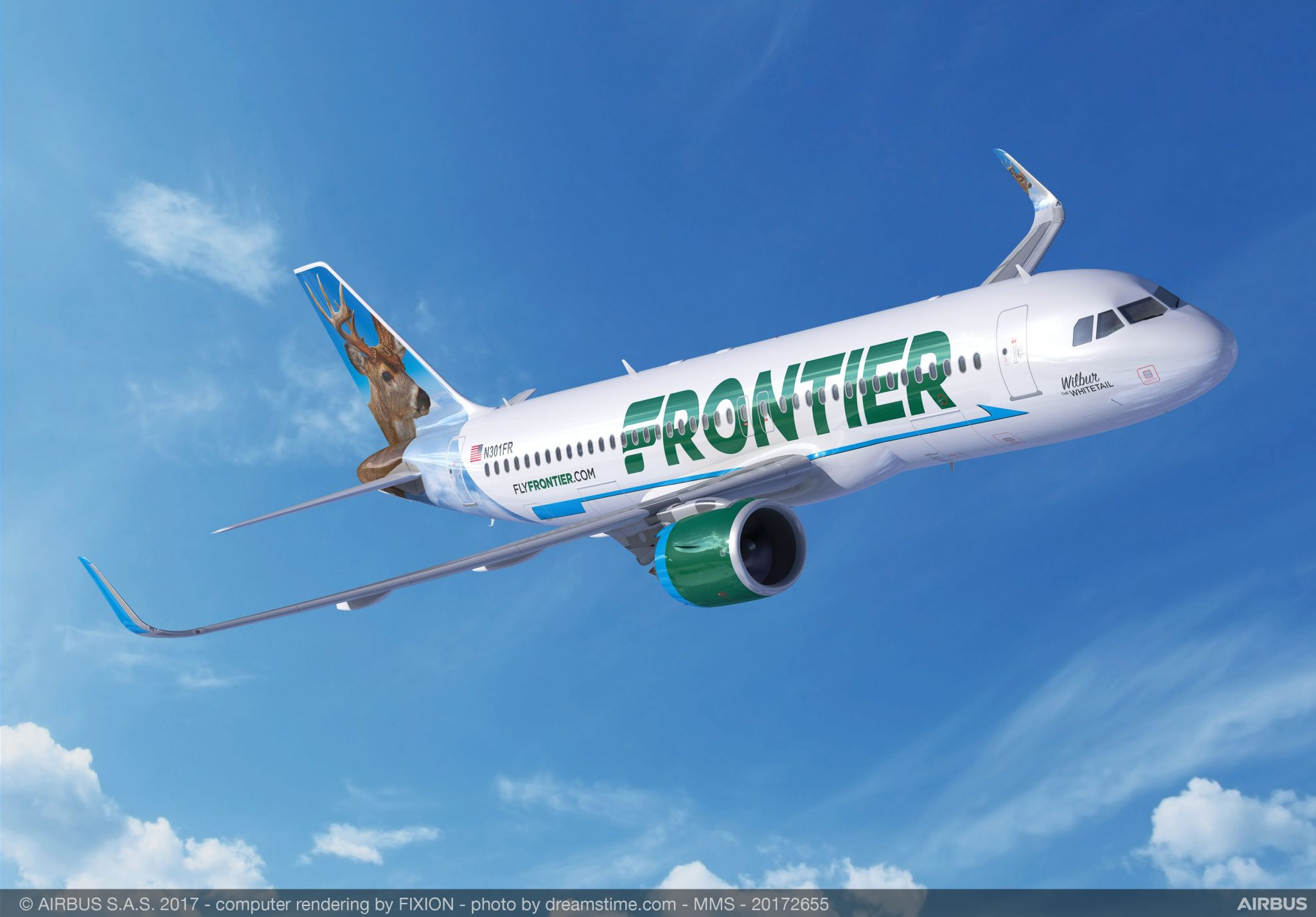 Frontier Airlines Recognized for Fuel Efficiency