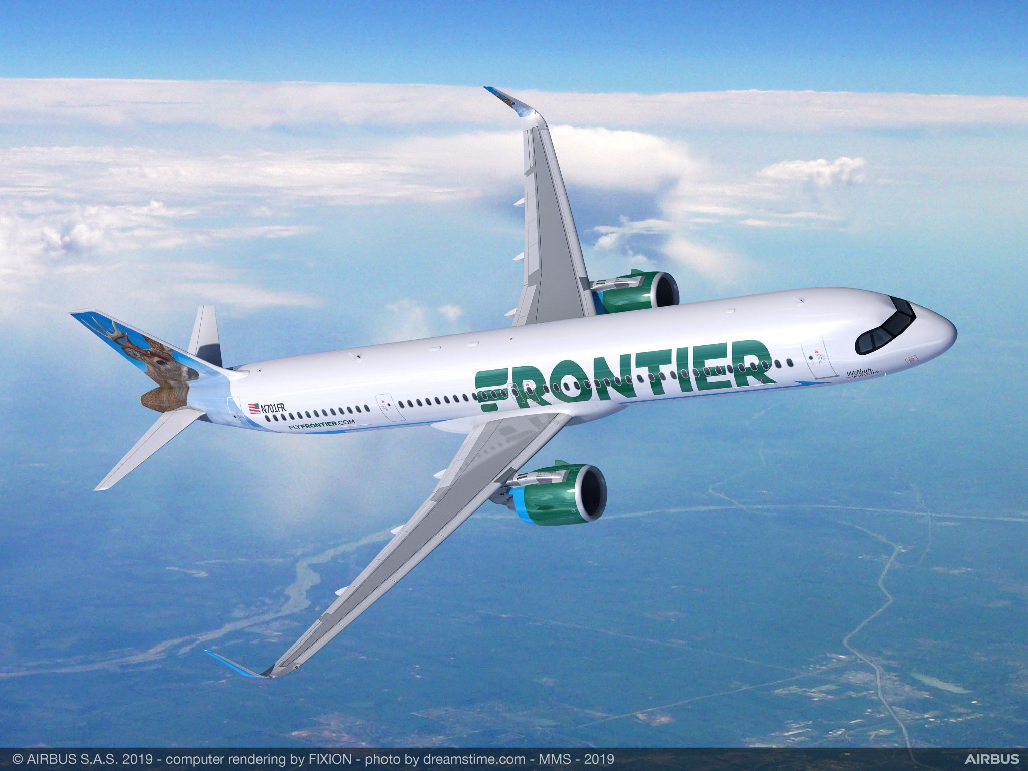 Frontier Airlines Launches 22 New Routes Ahead of the Holidays