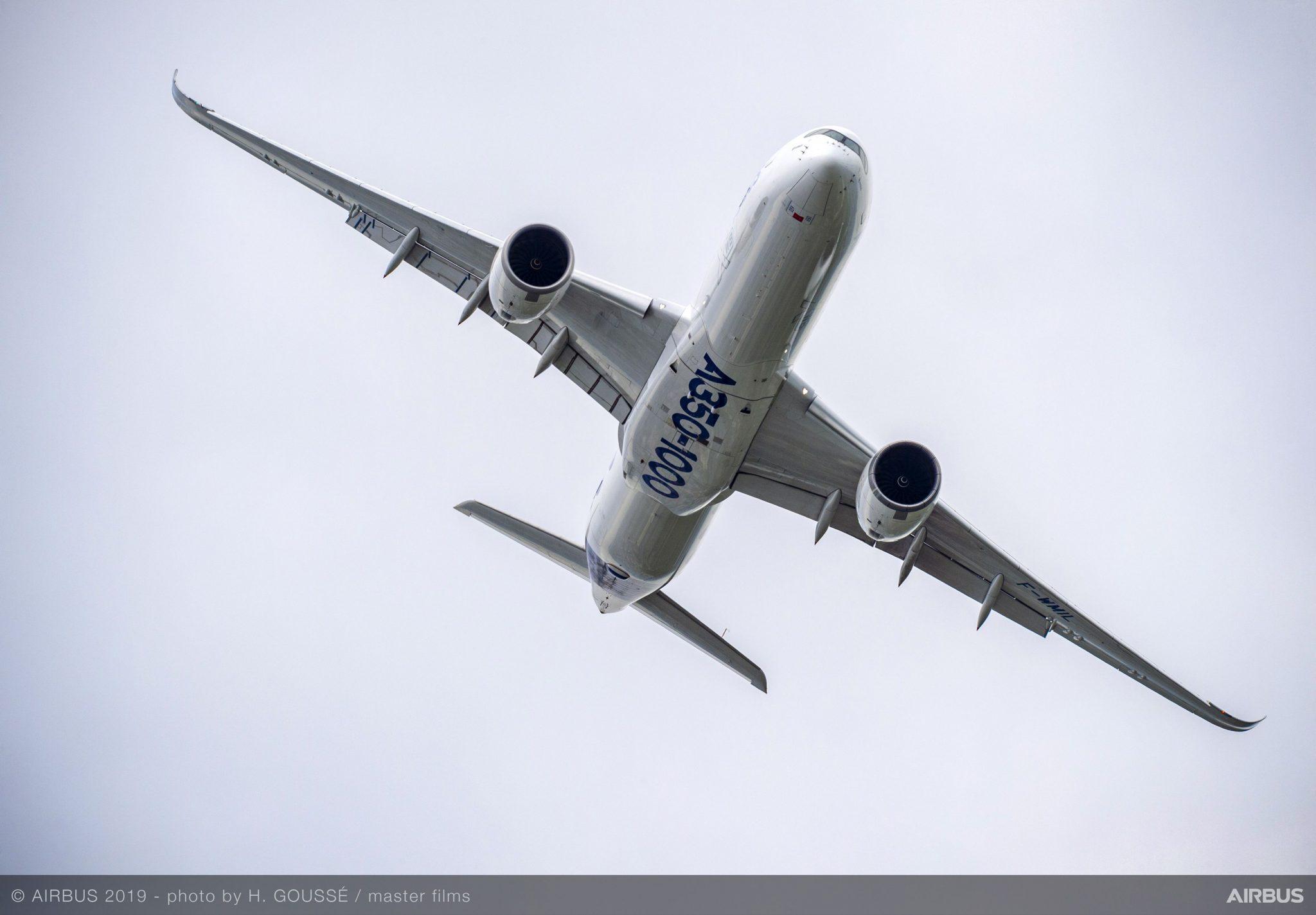 Airbus prepararía un A350-1000 ULR