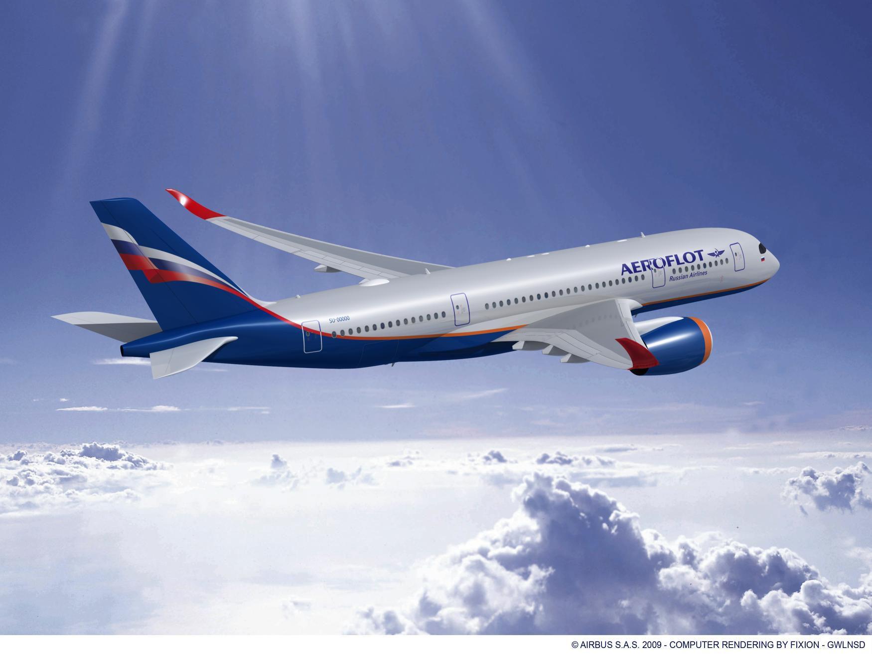 Aeroflot reafirma su liderazgo mundial en los WTA