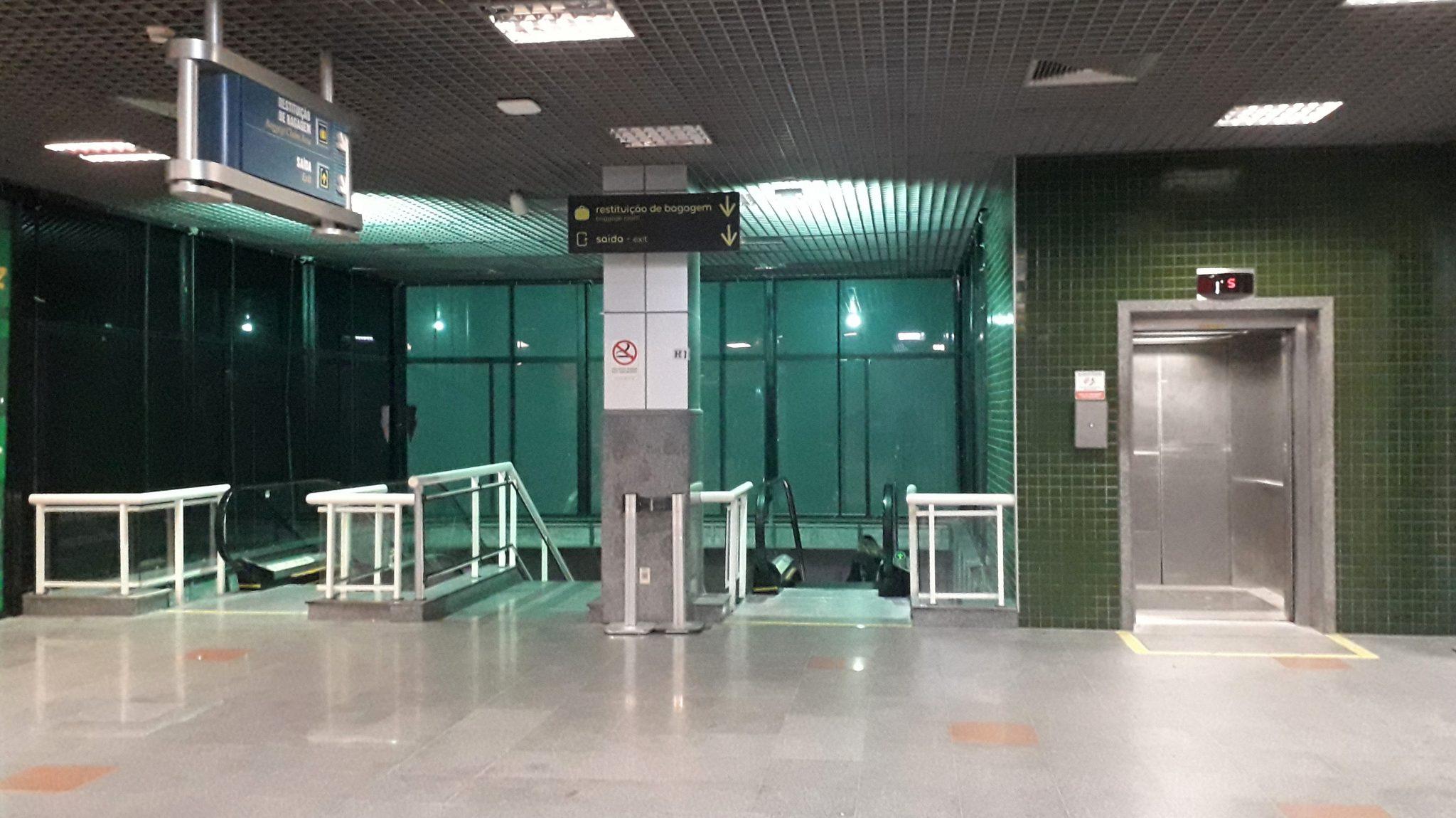 Aeroporto de Salvador terá nova sala de embarque em setembro