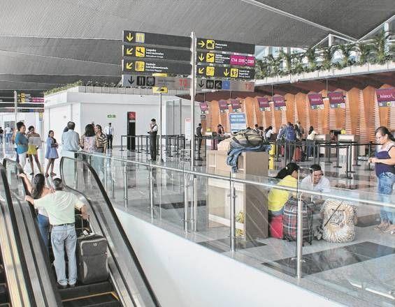Colombia: Buscarán alianza público privada para el Aeropuerto Alfonso Bonilla Aragón