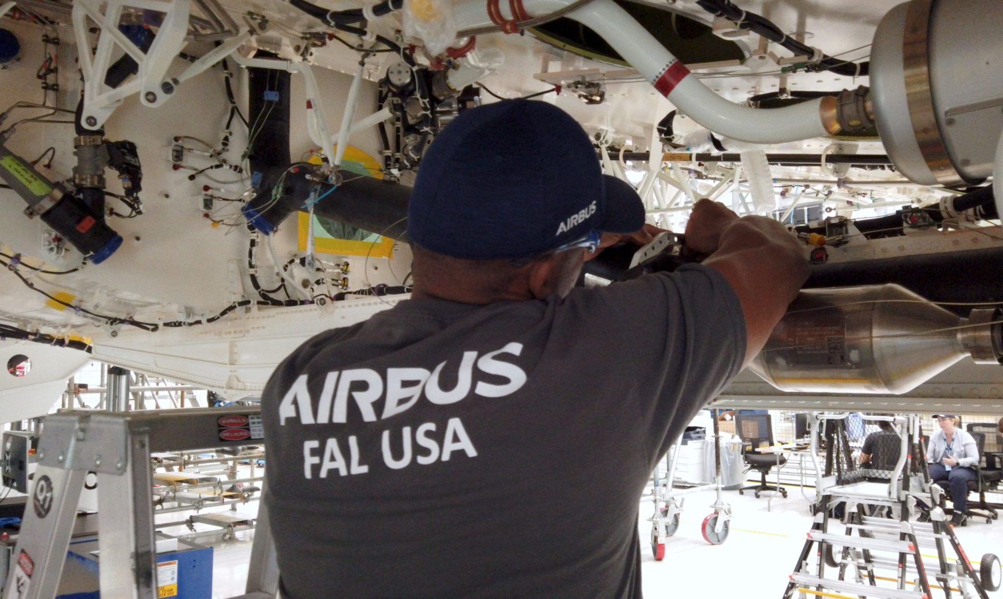 Airbus begins U.S. production of A220