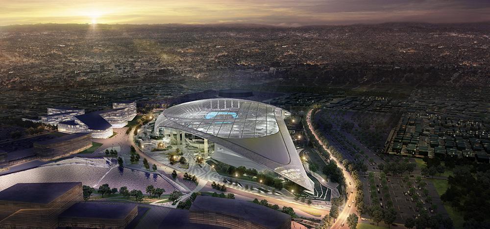Nuevo estadio de Los Angeles consigue su primer patrocinador