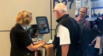 American Airlines implementa reconocimiento facial para abordar vuelos en el Aeropuerto Internacional DFW