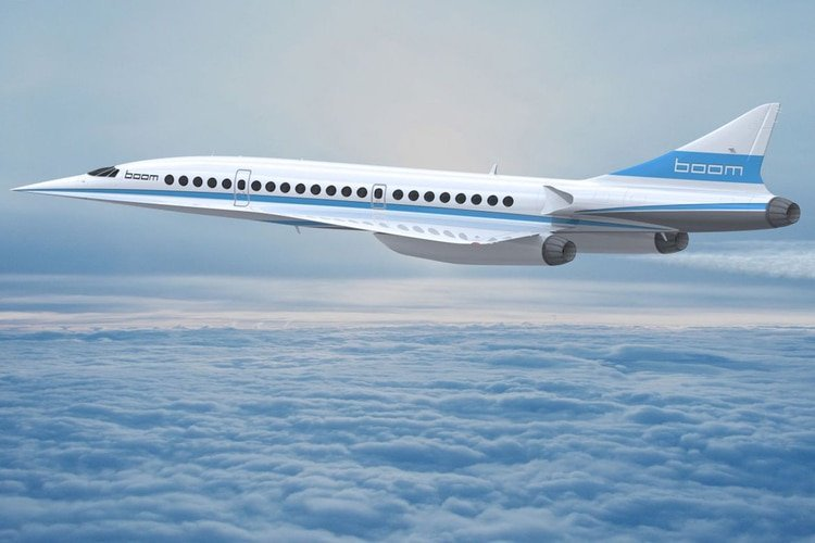Regresa el Concorde y promete volar el doble de rápido que la velocidad del sonido y sin emisiones de CO2