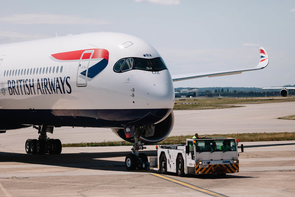 British Airways suspenderá vuelos a Cancún