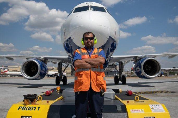 British Airways avanza hacia una aviación sostenible
