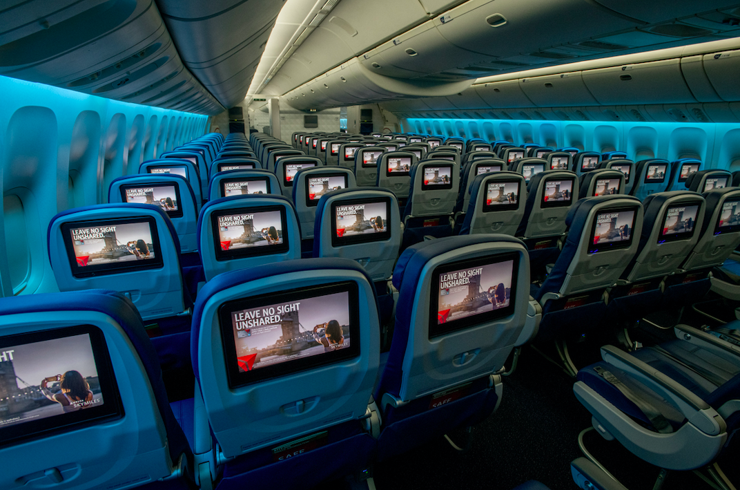 """""""Hulu Originals"""" llegarán a bordo de Delta Air Lines"""