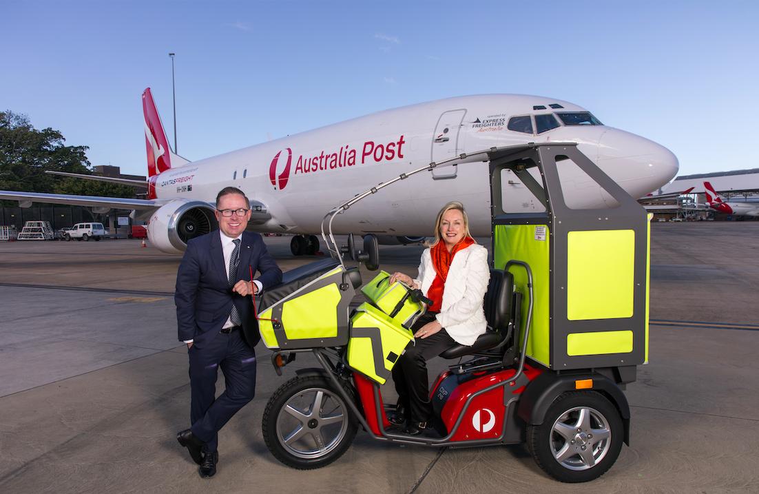 Qantas será el primer operador en utilizar el A321 como avión de carga