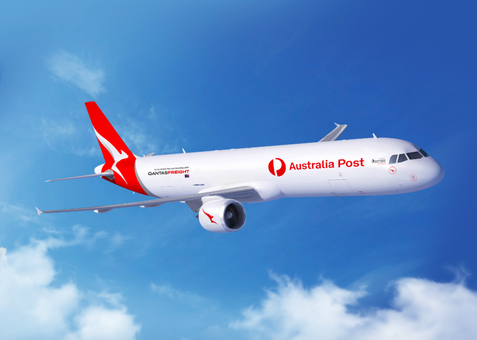 Australia Post and Qantas Freight renew agreement to support Ecommerce growth