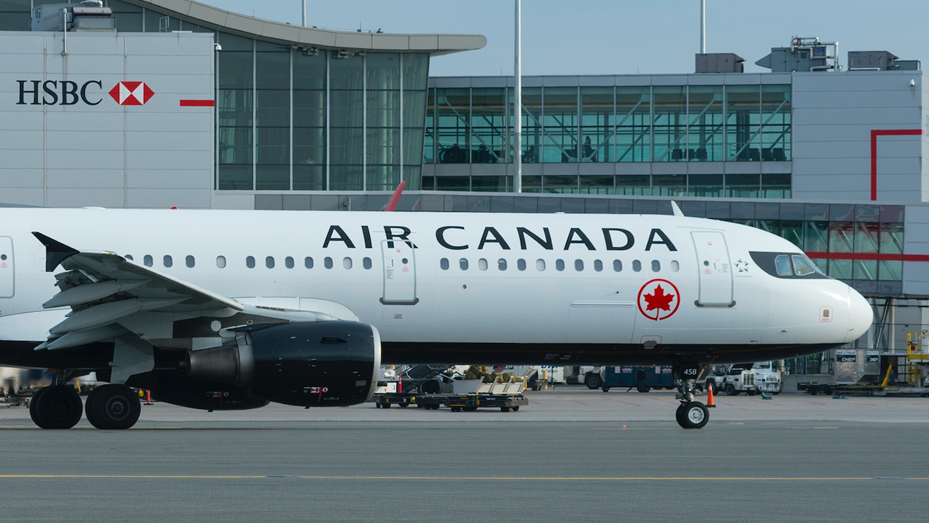 Air Canada to Launch Daily, Year-Round Flights from Vancouver to Orange County (Santa Ana), California