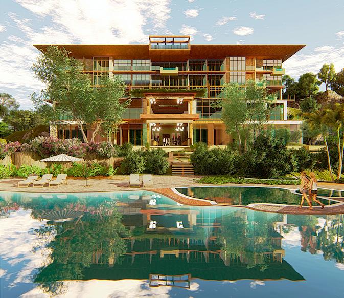 Kimpton Hotels & Restaurants se expande en el Caribe, anuncia nuevo resort en la isla Roatán para 2021