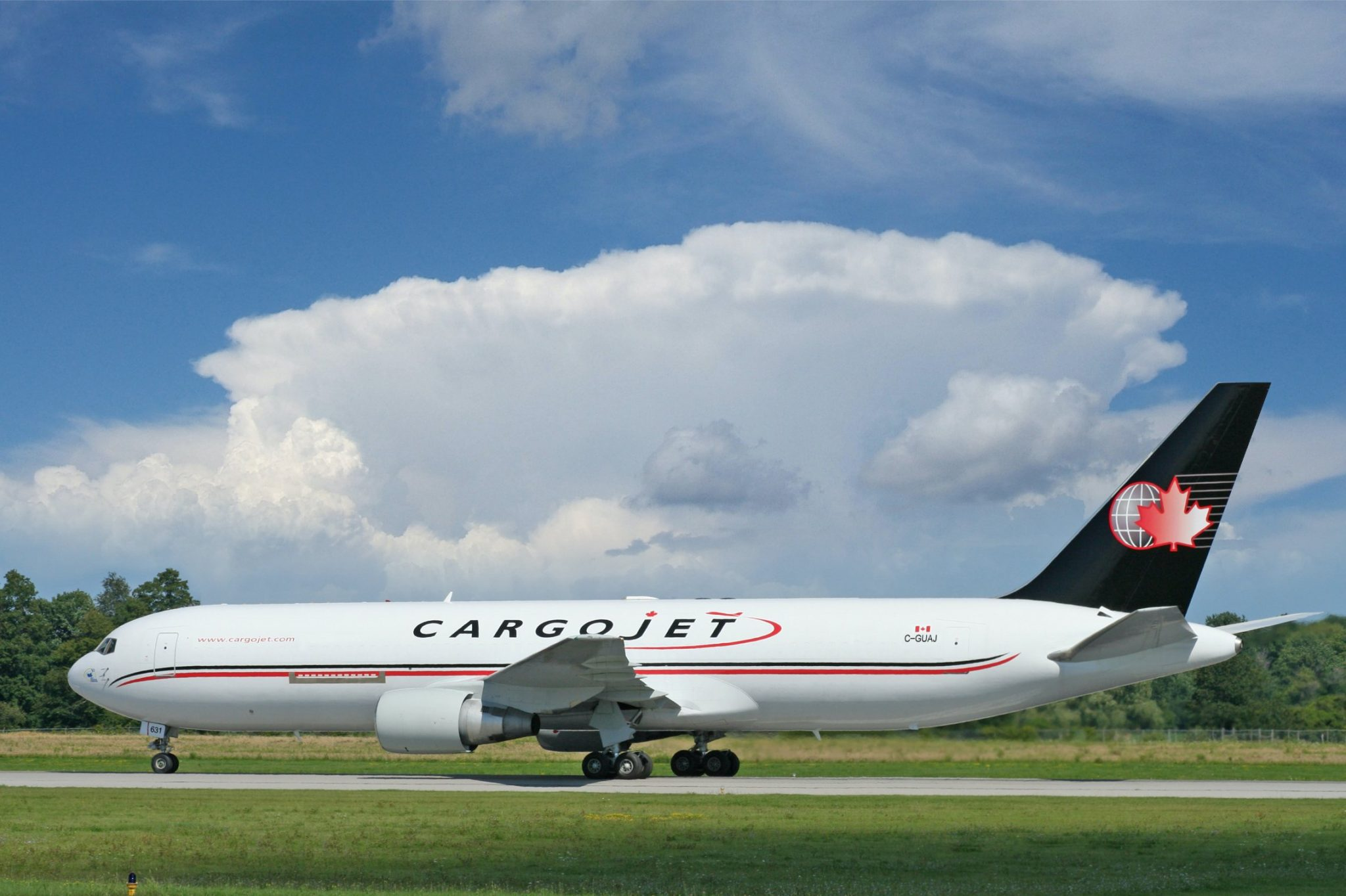 Cargojet profits in Q2 amid flat air cargo sector