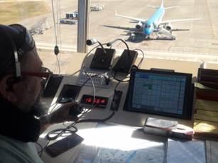 EANA pone en servicio el sistema Voice Switching en Rosario