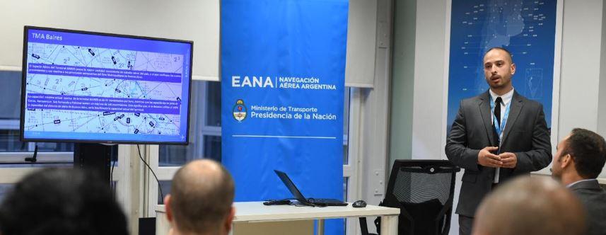 Rediseñan el espacio aéreo que atiende al 50% del movimiento de Argentina