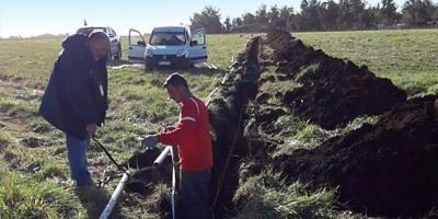 EANA inicia la obra civil del nuevo ILS de Mar del Plata