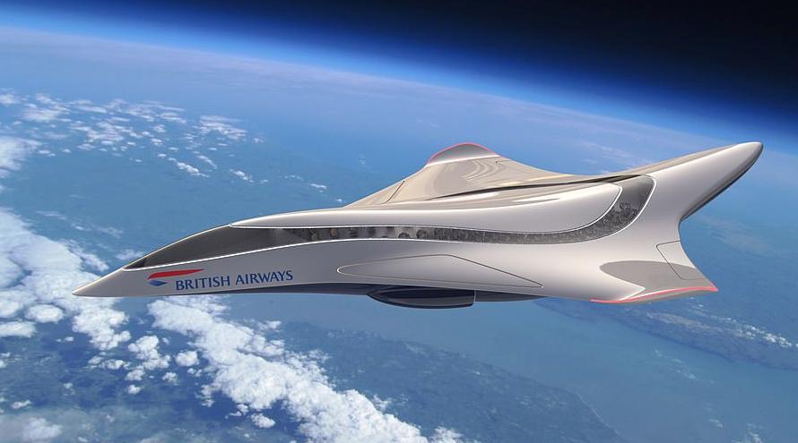 British Airways: En 50 años podríamos ver cruceros aéreos