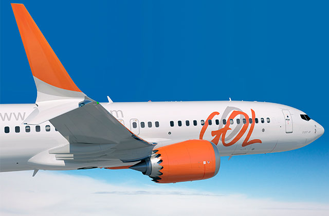 Gol anuncia 345 voos extras para diferentes eventos do País