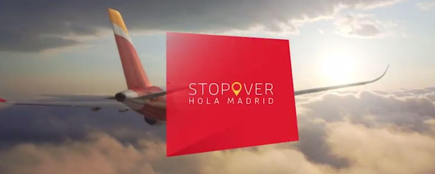 Iberia lanza Stopover Hola Madrid